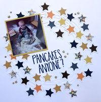 Pancakes Anyone? (March 2019 Alphabet Challenge)