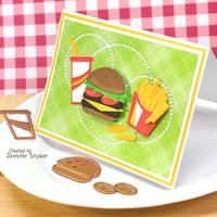 Burger & Fries Drive Thru