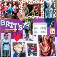 Brit's Family Life