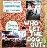 Who Let the Dog Out?/Busted