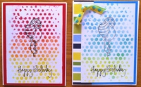 2019 Birthday card set 1