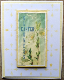 2019 Easter card #1
