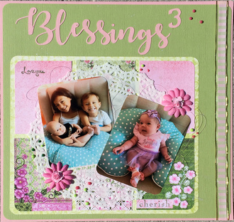 Blessings 'Cubed'