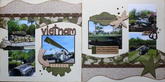 Vietnam Experience Exhibit in SC