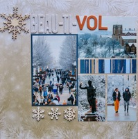 Beauti-VOL 1st Snow 2019