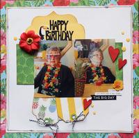 Happy Birthday Mom's 90th