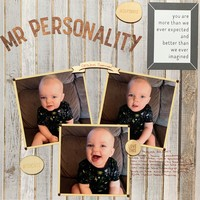 Mr Personality
