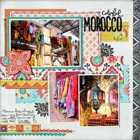 Colorful Morocco