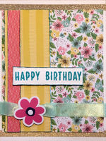 Happy Birthday (April 2019 Card Challenge)