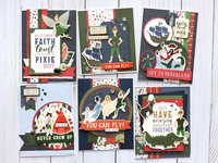 Echo Park Lost in Neverland Card Set