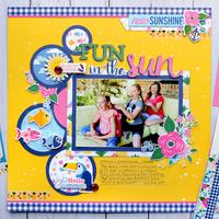 Echo Park I Love Summer - Fun in the Sun