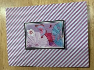Oriental cards