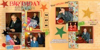 Nic Birthday 2014