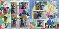 Ohana - Stitch