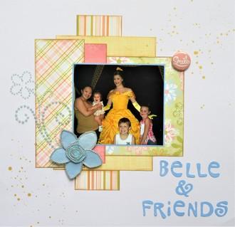 Belle & Friends