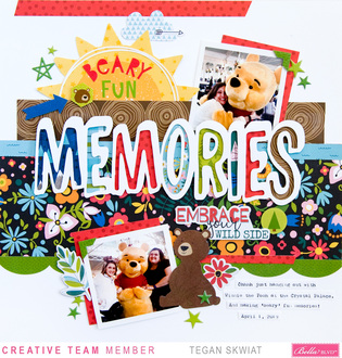 Beary Fun Memories *Bella Blvd**