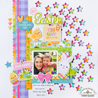 Easter Egg Hunt **Doodlebug Design**