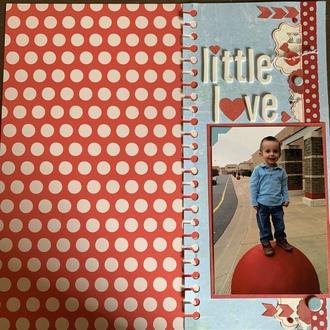 Little Love - Monroe1218's NSD On the Edge challenge