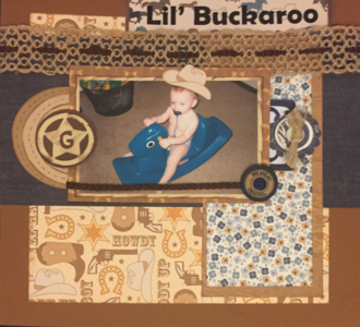 Lil Buckaroo