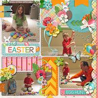 Easter Egg Hunt Goodies
