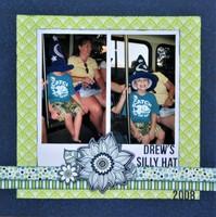 Drew's Silly Hat