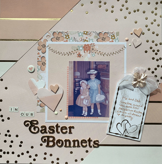 In Our Easter Bonnets
