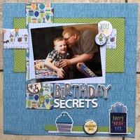 Deanna's NSD #1/ Birthday Secrets
