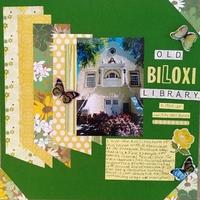 Old Biloxi Library