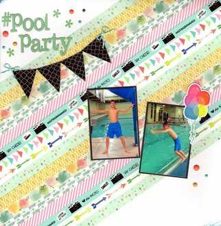 #Pool Party