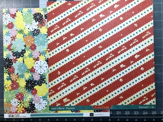 Bentley Raine - Ugly Paper Challenge
