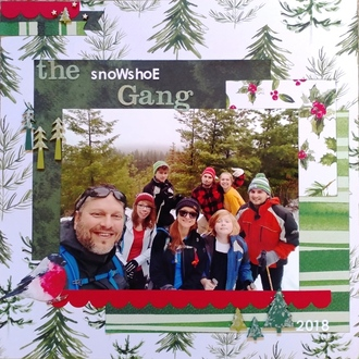 The Snowshoe Gang