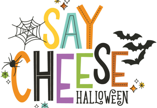 Say Cheese Halloween Simple Stories