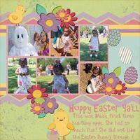 Hoppy Easter Ya'll