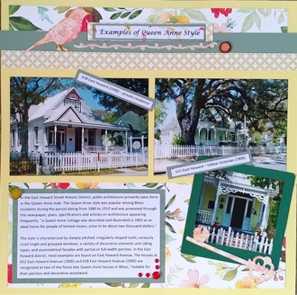 Examples Queen Anne Style