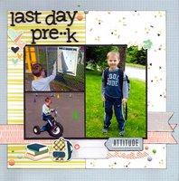Last Day Pre-K