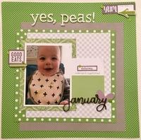Yes, Peas!