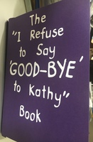 I refuse to say goodbye book 1