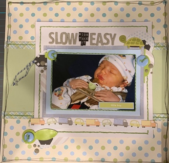 Slow ride take it easy