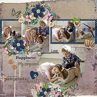 Happiness is My Companion