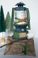 Echo Park Paper Summer Adventure Camping Lantern