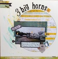 3 Big Horns
