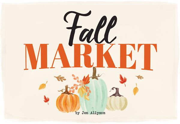 Fall Market Carta Bella Jen Allyson