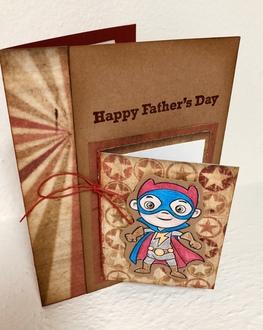 Super Hero Father's Day