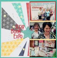 Scrapbook Expo 2018