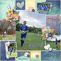 2019 Spring Soccer