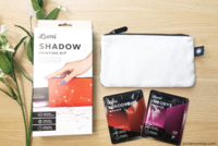 Shadow Print Pouch