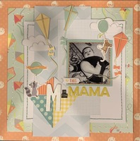 M is for mama
