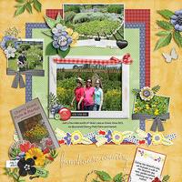 Cherry Point Farm Labyrinth and Herb Garden