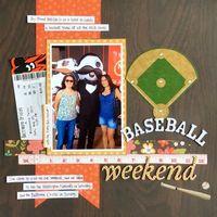 Baseball Weekend
