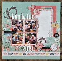 ACOT June Color and Shape Challenge Family Fun